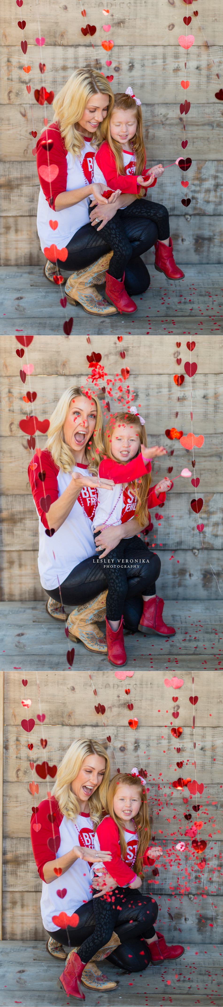 valentines day session, Valentines day portraits,
