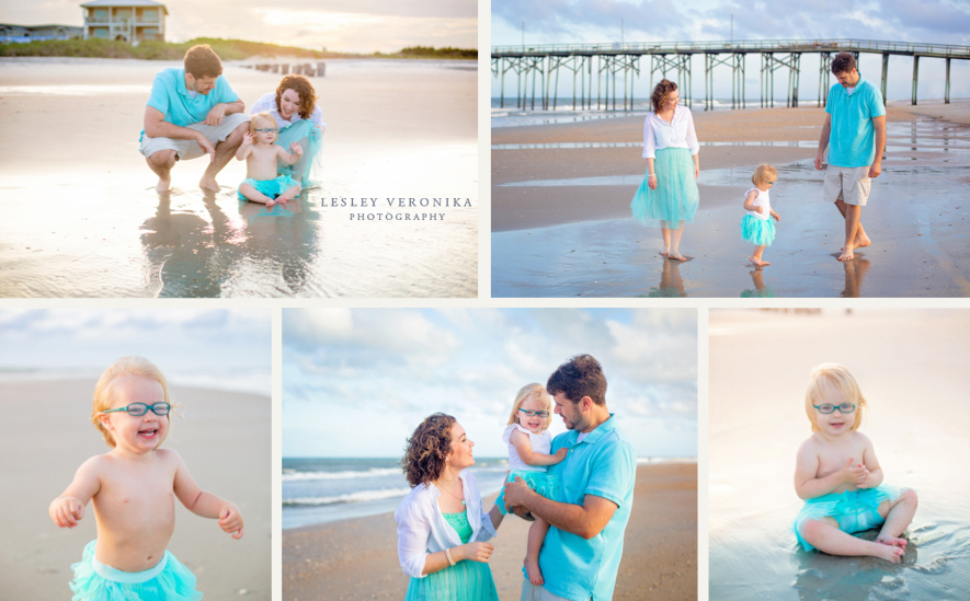 Carolina beach NC family photographer, family photographer, family beach portraits, Wrightsville beach nc family photos, Oak Island NC family photography