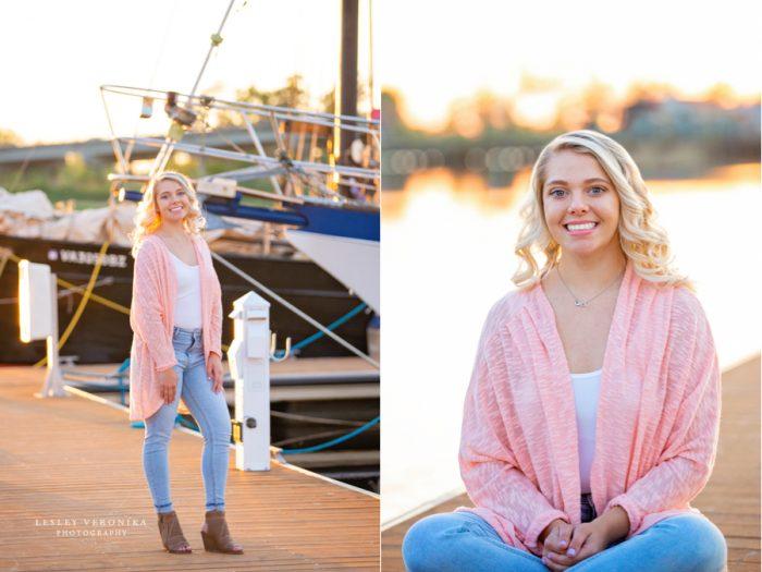Wilmington NC senior portraits, high school senior, senior photographer, senior portrait session