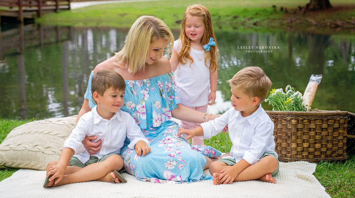 Family photographer, Mommy and Me session, Wilmington NC
